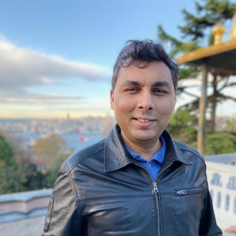 Abhishek Chakravarty